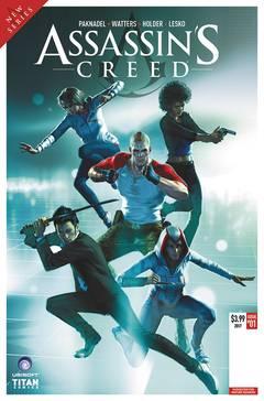 Assassins Creed Defiance