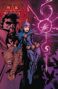 Raven Daughter of Darkness (12-issue mini-series)