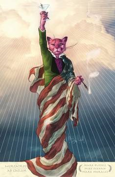 Exit Stage Left the Snagglepuss Chronicles (6-issue mini-series)