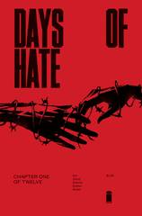 Days of Hate (12-issue mini-series)