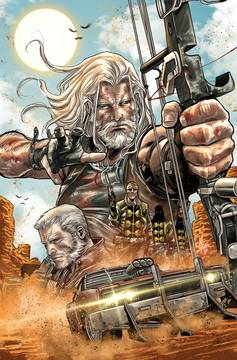 Old Man Hawkeye (12-issue mini-series)