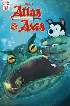 Atlas and Axis (Statix) (4-issue mini-series)