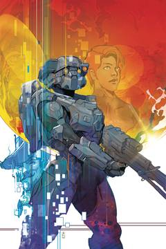 Halo Lone Wolf (4-issue miniseries)