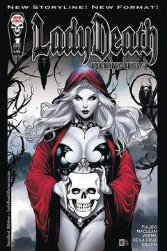Lady Death Apocalyptic Abyss (2-issue miniseries)