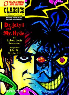 CLASSICS ILLUS HC VOL 07 DR JEKYLL & MR HYDE