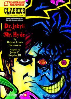 CLASSICS ILLUS HC VOL 07 DR JEKYLL & MR HYDE