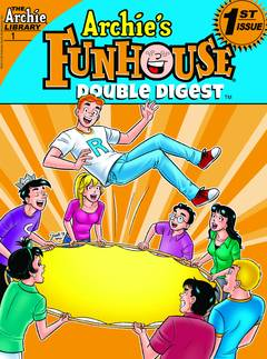 Archie Funhouse Double Digest