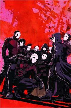 Robin War (2-issue mini-series)