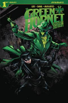 Green Hornet Reign of Demon (4-issue mini-series)