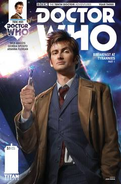 Doctor Who 10th Year Three
