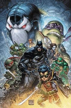 Batman Teenage Mutant Ninja Turtles II (6-issue mini-series)