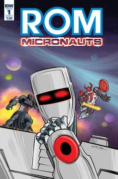 Rom & the Micronauts (5-issue mini-series)