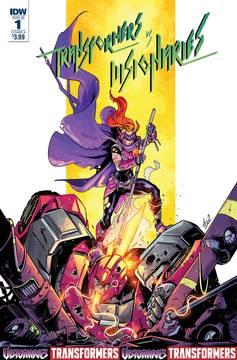 Transformers Vs the Visionaries (5-issue mini-series)
