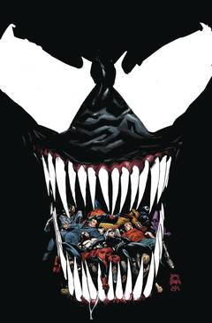 Amazing Spider-Man/Venom Venom Inc Alpha (one-shot)