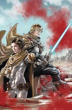 Star Wars Last Jedi Storms of Crait (one-shot)