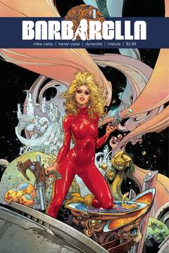 Barbarella (Mr)