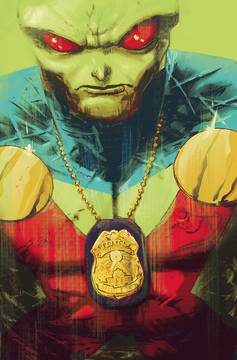 Martian Manhunter (12-issue miniseries)