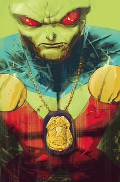 Martian Manhunter (12-issue miniseries)