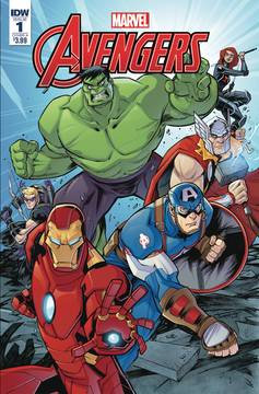 Marvel Action Avengers