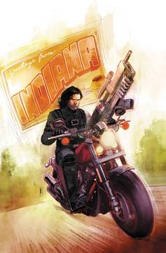 Winter Soldier (5-issue miniseries)