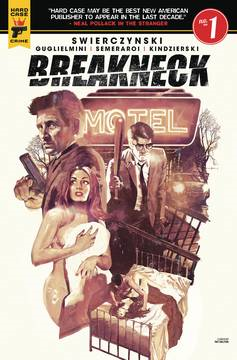 Breakneck (5-issue miniseries)