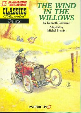 CLASSICS ILLUS DLX SC VOL 01 WIND IN THE WILLOWS