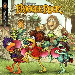Fraggle Rock VOL 2 (3-issue mini-series)