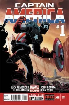 Captain America (Now)