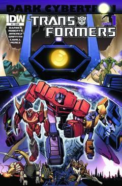 Transformers Dark Cybertron