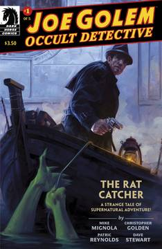 Joe Golem Occult Detective