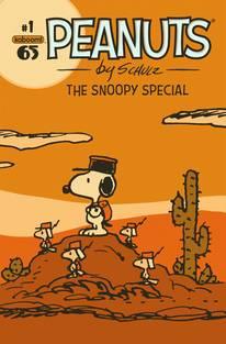 Peanuts Snoopy Special