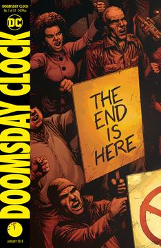 Doomsday Clock (12-issue mini-series)