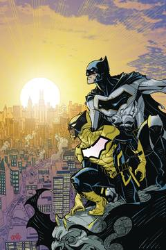 Batman and the Signal (3-issue mini-series)