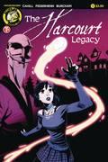 Harcourt Legacy (3-issue mini-series)