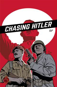 Chasing Hitler (4-issue mini-series)