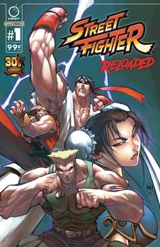 Street Fighter Reloaded (6-issue mini-series)