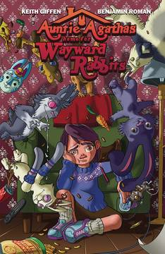 Auntie Agathas Home For Wayward Rabbits (6-issue mini-series)