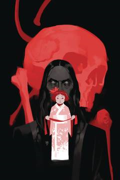 Crimson Lotus (5-issue mini-series)