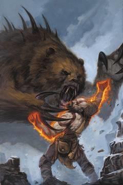 God of War (4-issue mini-series)
