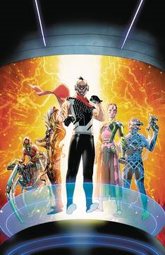 Electric Warriors (6-issue mini-series)