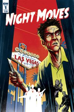 Night Moves (5-issue mini-series)