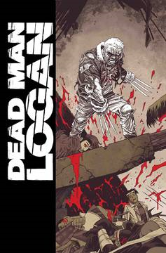 Dead Man Logan (12-issue mini-series)