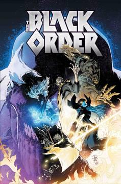 Black Order (5-issue mini-series)