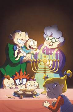 Rugrats C Is For Chanukah Special