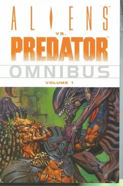 ALIENS VS PREDATOR OMNIBUS TP VOL 01
