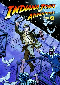 INDIANA JONES ADVENTURES TP VOL 02