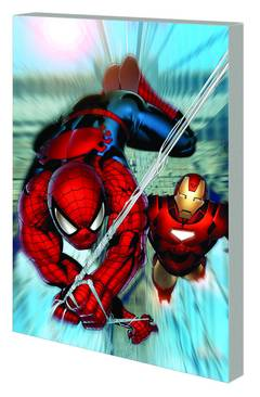 MARVEL ADVENTURES IRON MAN SPIDER-MAN TP DIGEST