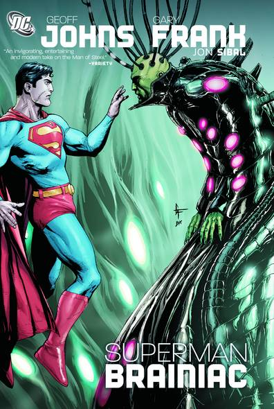 SUPERMAN BRAINIAC TP