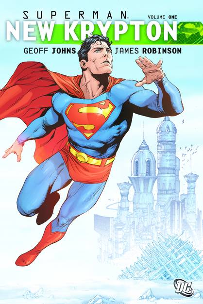 SUPERMAN NEW KRYPTON HC VOL 01