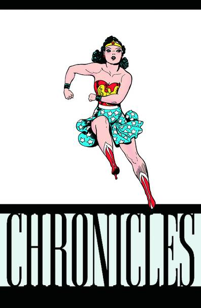 WONDER WOMAN CHRONICLES TP VOL 01